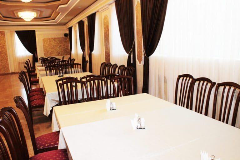 ишим ресторан гостиница